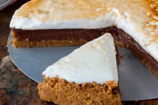 Recipe: S'mores Pie