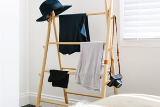 Miss Glass Home Clothes Airer #2 from Designstuff