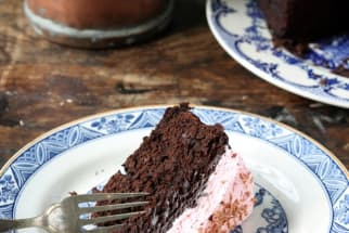 Slow-Cooker Beetroot Chocolate Cake