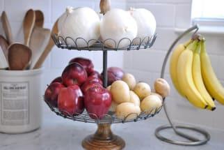 Multilevel Fruit Bowl