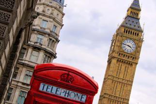 Travel London Big Ben