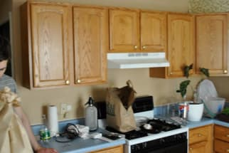 Before & After: Andrew's Bungalow Kitchen Get a Modern Update