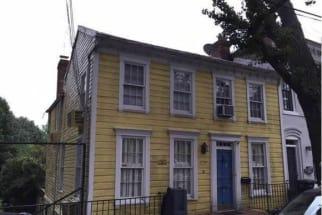 Julia Child's Georgetown home