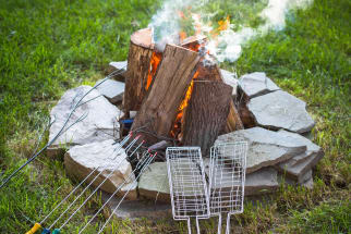 Hot Dogs, S'mores, and Marshmallows: Great Cookout Tools from Rome Industries