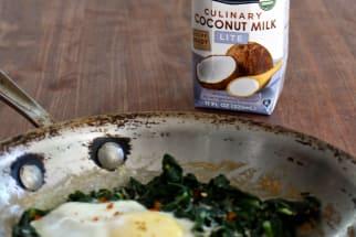 Leftover Coconut Milk