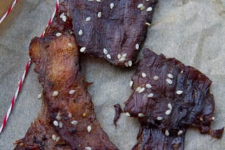 Recipe: Homemade Jerky in the Oven