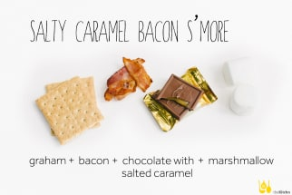 12 Creative S'mores for a Party