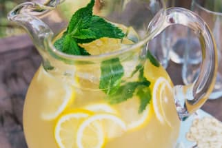 Gunpowder lemonade