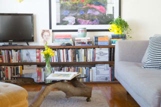 Alexis & Brooks's Charming West LA Apartment