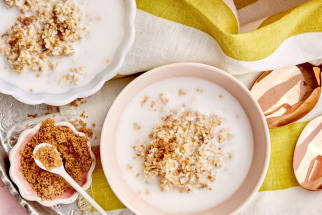 Lacto-fermented oats