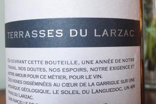 2010 Domaine le Clos du Serres La Blaca Terrasses du Larzac
