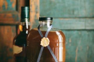 Cider-Chai Syrup