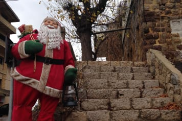 how we celebrate christmas in lebanon