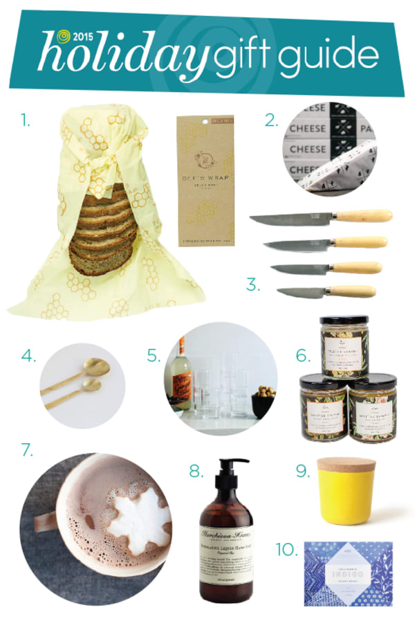 2015 Kitchn Holiday Gift Guide 10 Little Luxuries for Under 10 Dollars