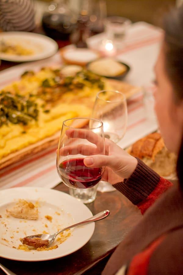 10 Budget Wine Picks for a Polenta Dinner