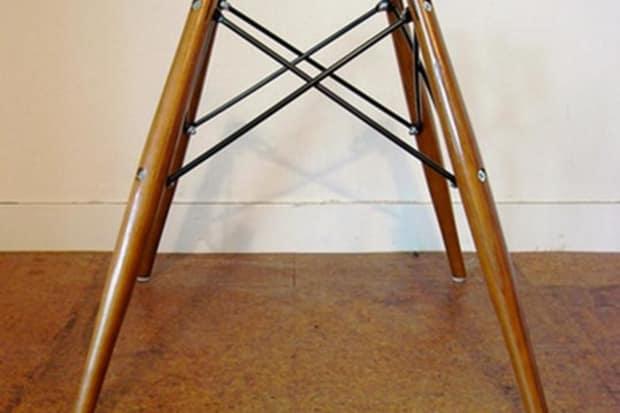 replica eames dowel chair base