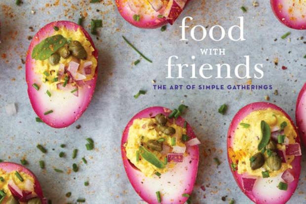 Food with Friends by Leela Cyd