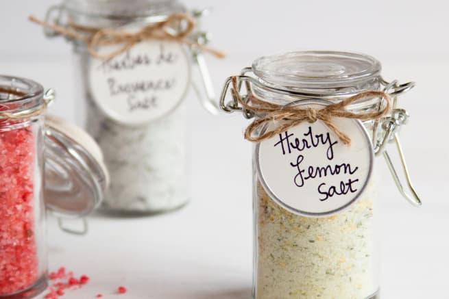 Herby Lemon Salt