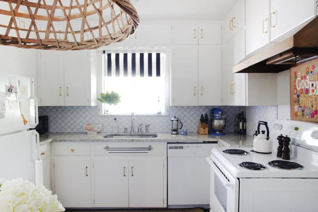 5 Easy Amp Affordable Ways To Trick Out Your Rental Kitchen