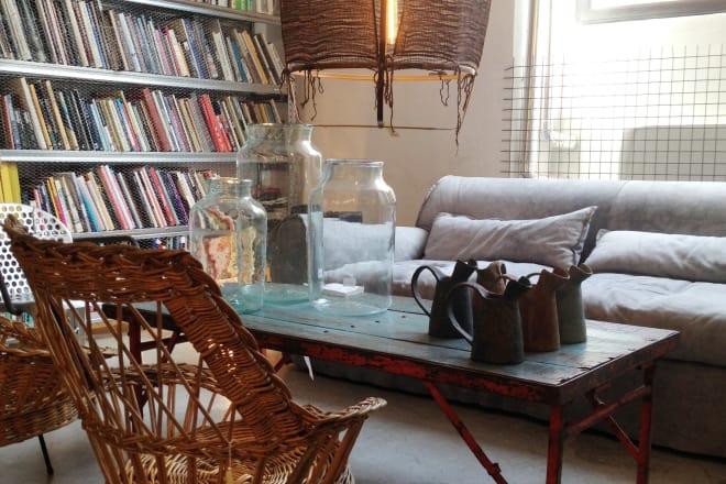 Parisian pop-up home goods shop, Merci at Milan Design Week
