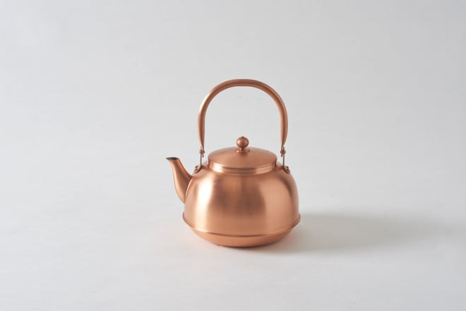Azmaya Copper Tea Kettle | March