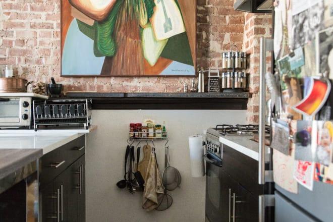 Smart Design Keukens : Make it work smart design solutions for narrow galley kitchens