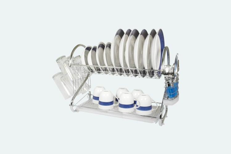 The Best Dish Racks | Apartment Therapy Commercial Kitchen Drying Rack Trays on coffee drying racks, hotel drying racks, industrial drying racks, bakery drying racks, school drying racks, fireplace drying racks, pool drying racks,