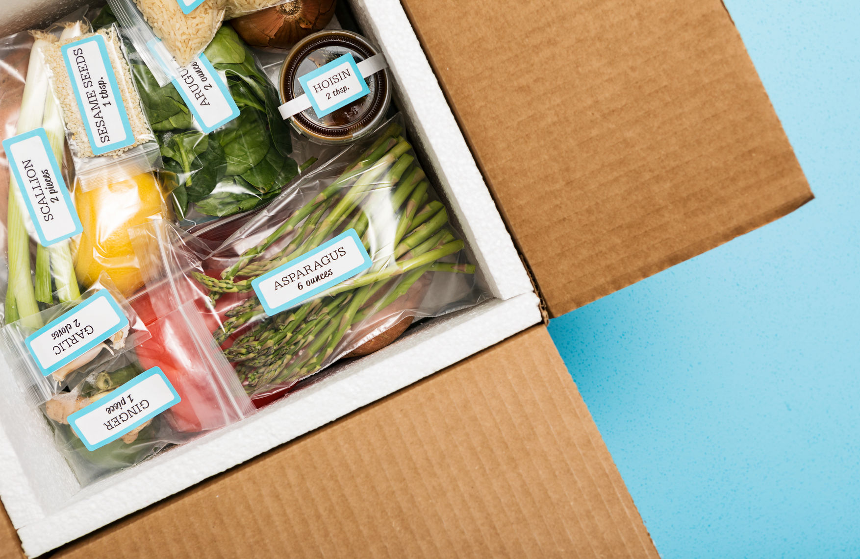 Meal Kits Might Actually Have a Smaller Carbon Footprint Than Grocery Shopping