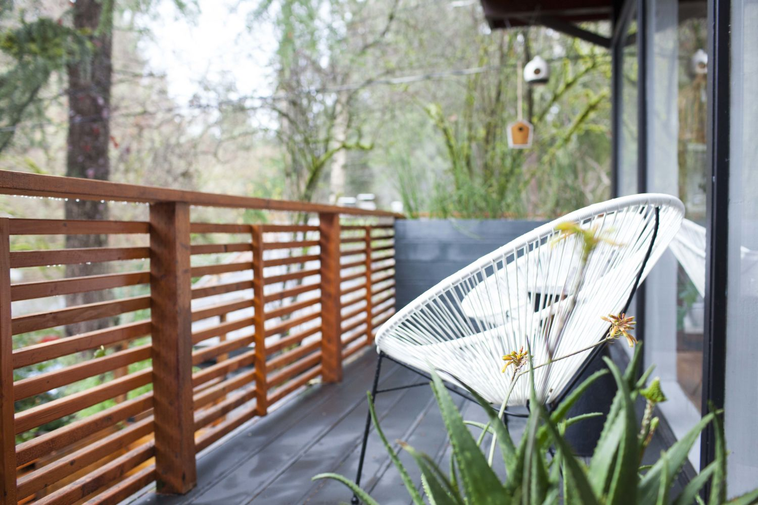 Yes, You Can Create an Outdoor Oasis in a Small Space