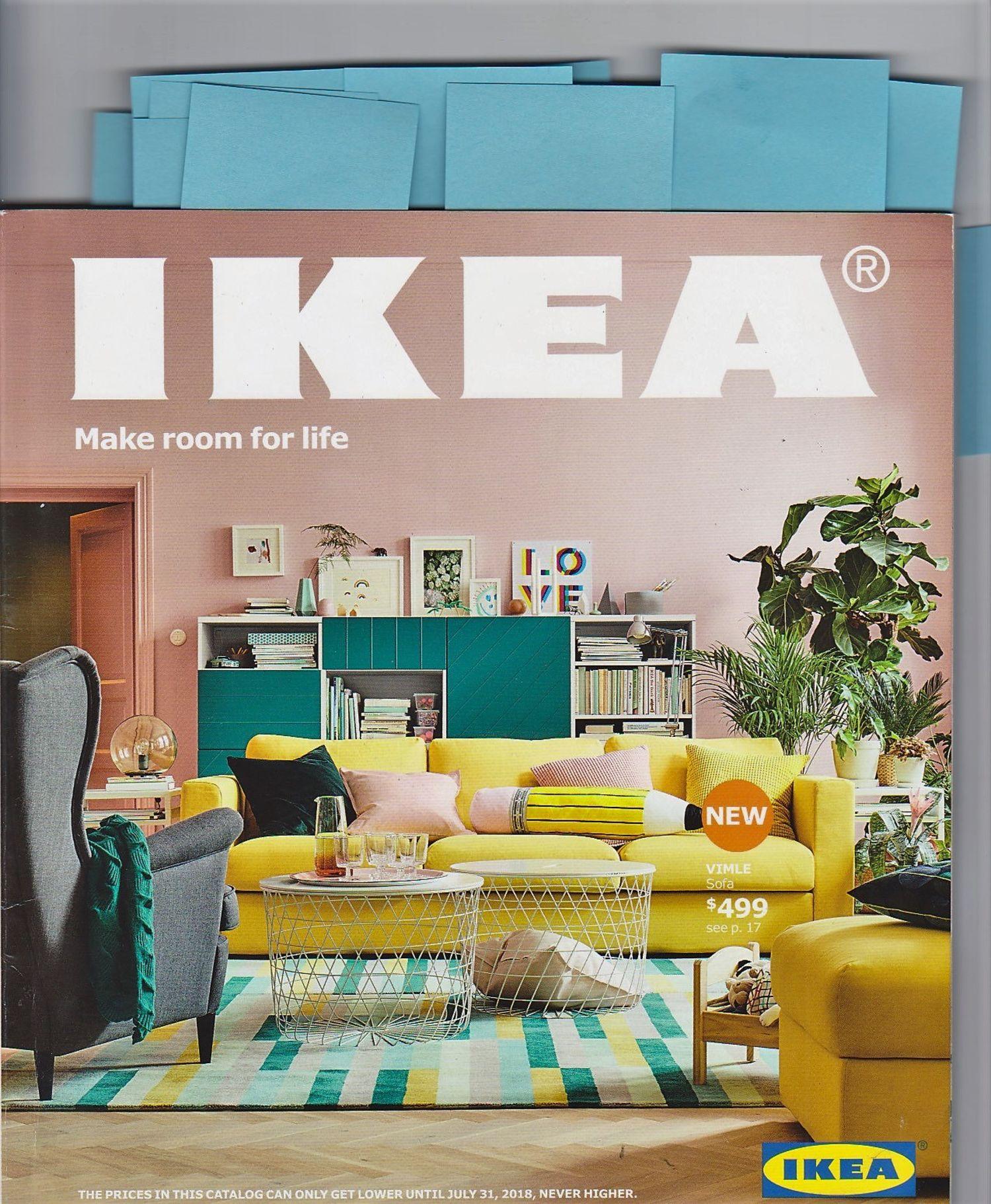 new ikea 2018 catalog top 10 new products sneak peek. Black Bedroom Furniture Sets. Home Design Ideas