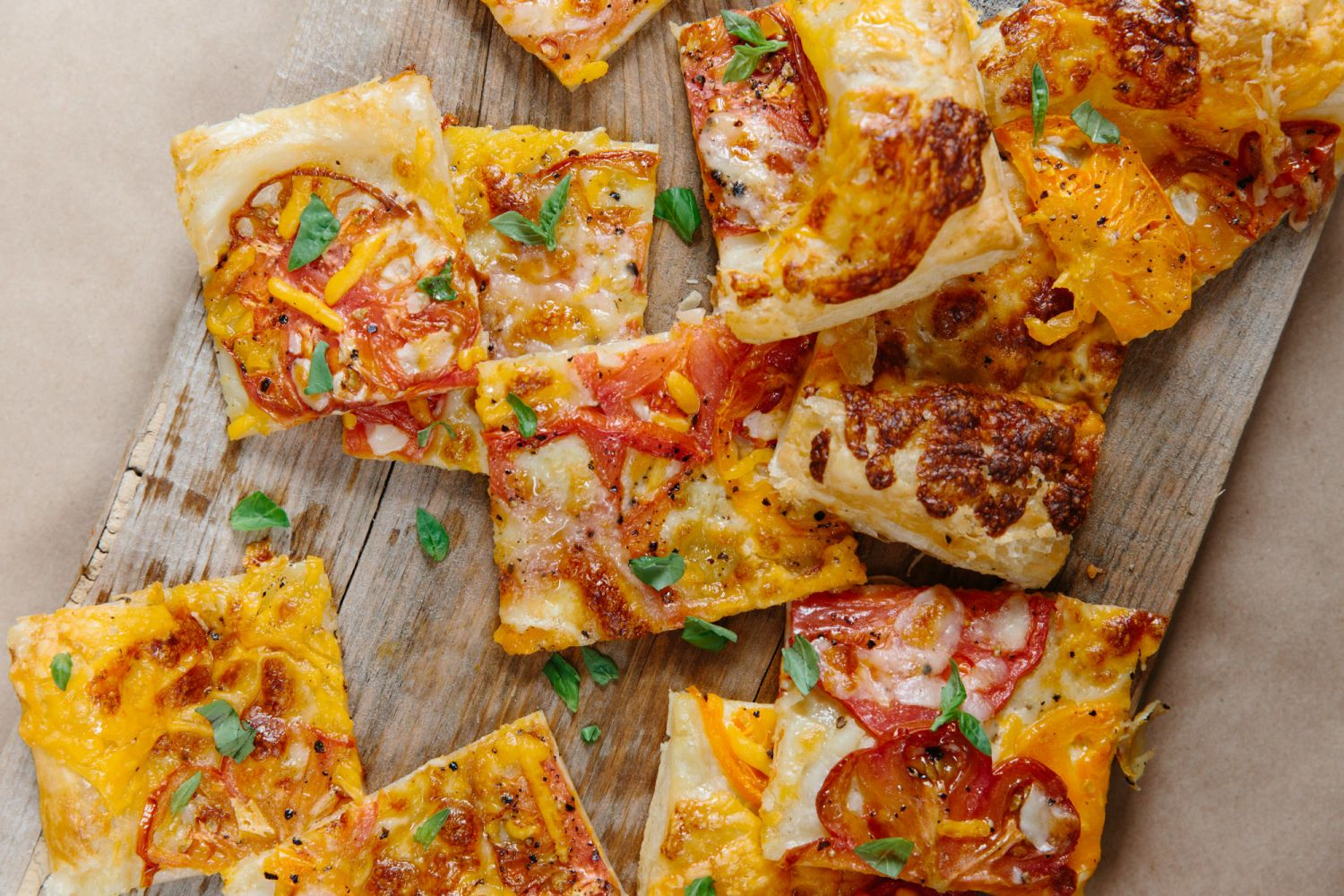 Turn End-of-Summer Tomatoes into This Cheesy Tart