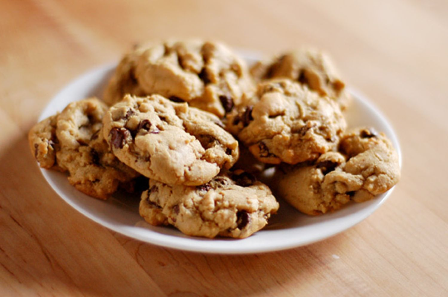 Kitchn Chocolate Chip Cookies