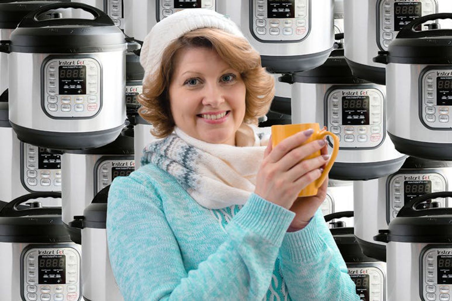 This Woman Is the Proud Owner of 107 Instant Pots | Kitchn