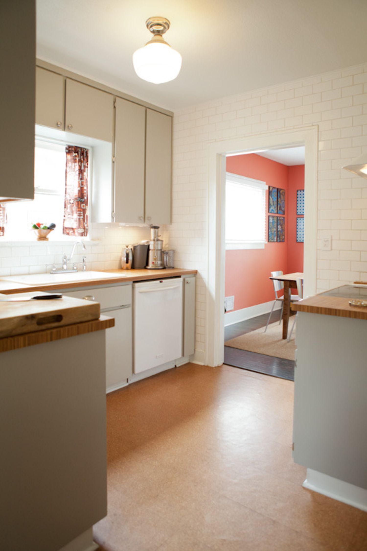 How much does it cost to install cork flooring in the - How much do kitchen designers cost ...