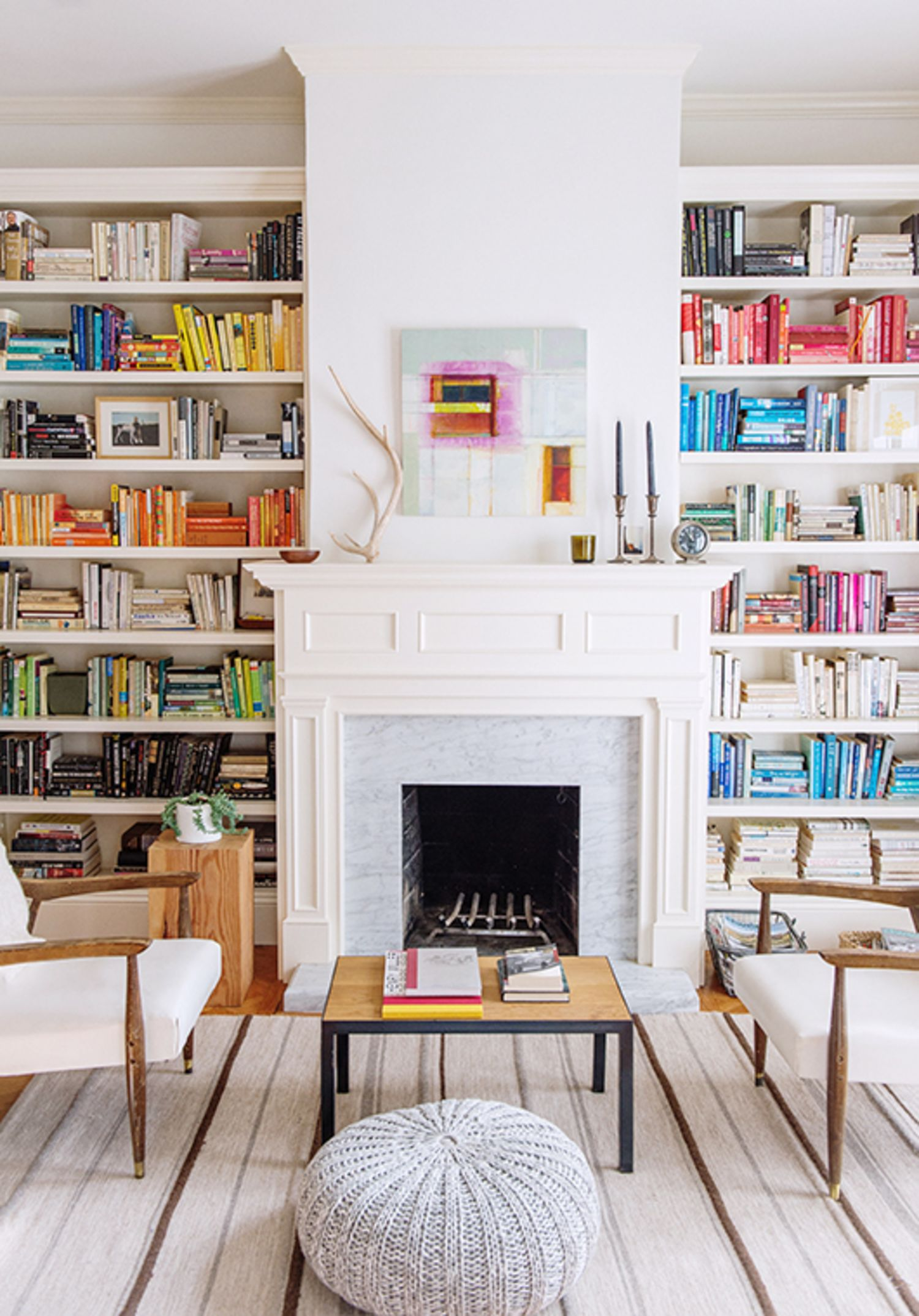 Fresh Ideas for Showing Off Your Book Collection