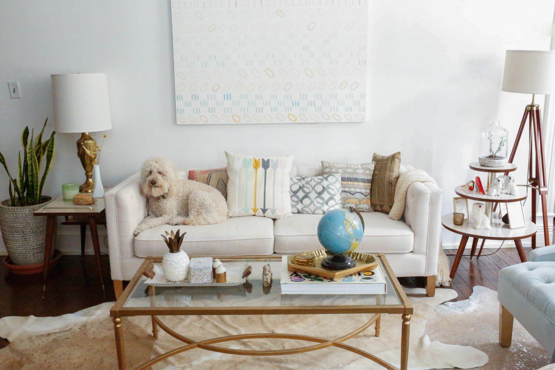 No Fail Recipes For Artfully Arranging Your Sofa Pillows