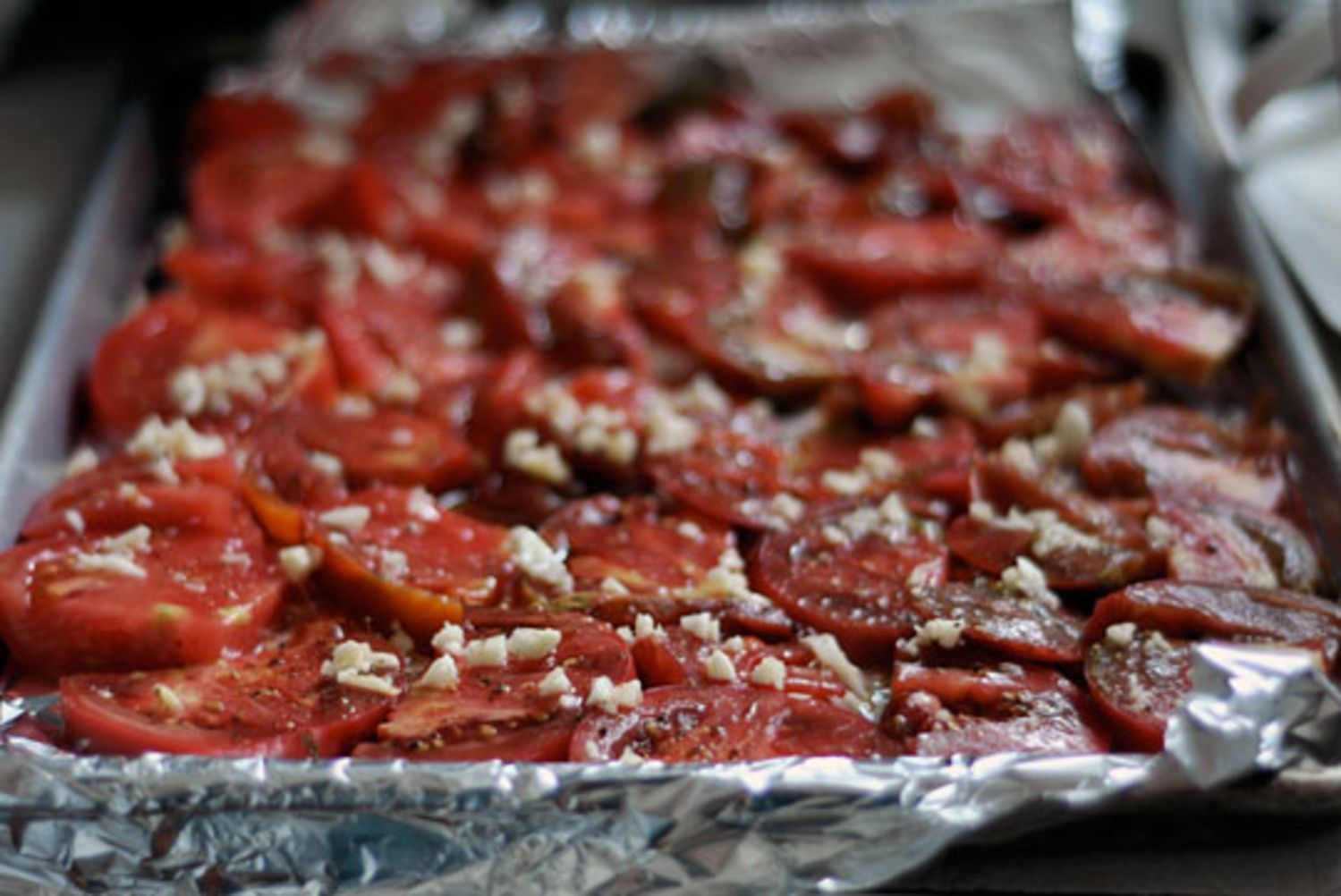 What Should I Do With Oven-Roasted Tomatoes?