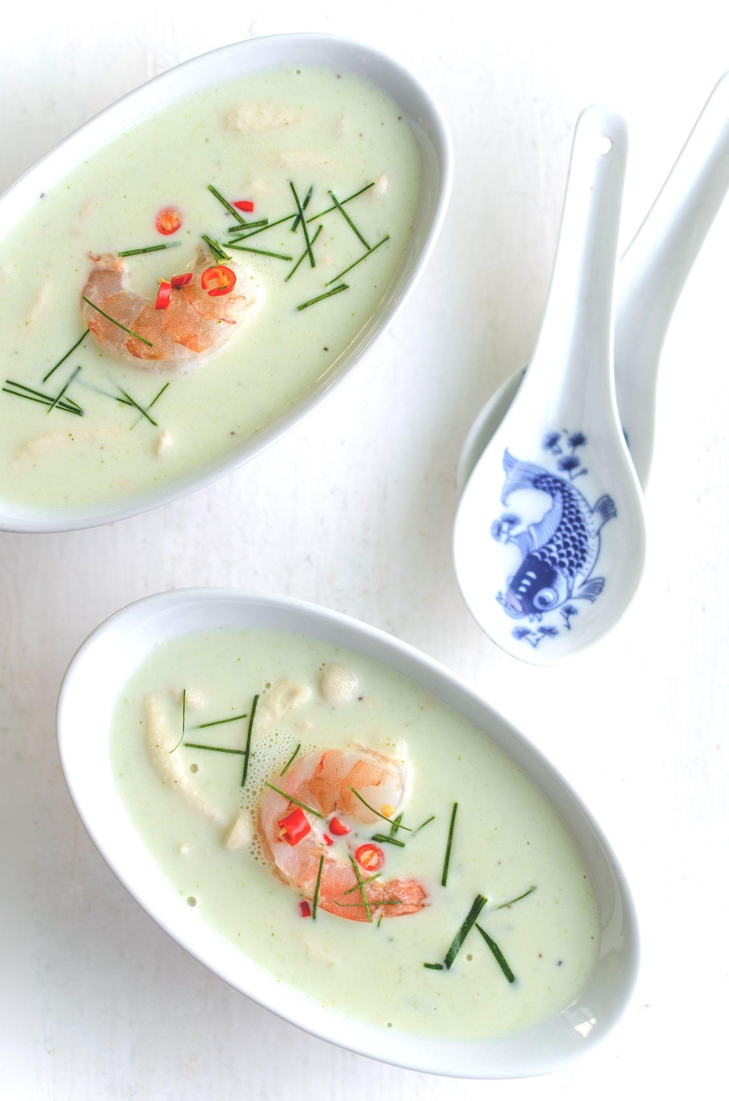 Recipe: Thai Coconut Soup