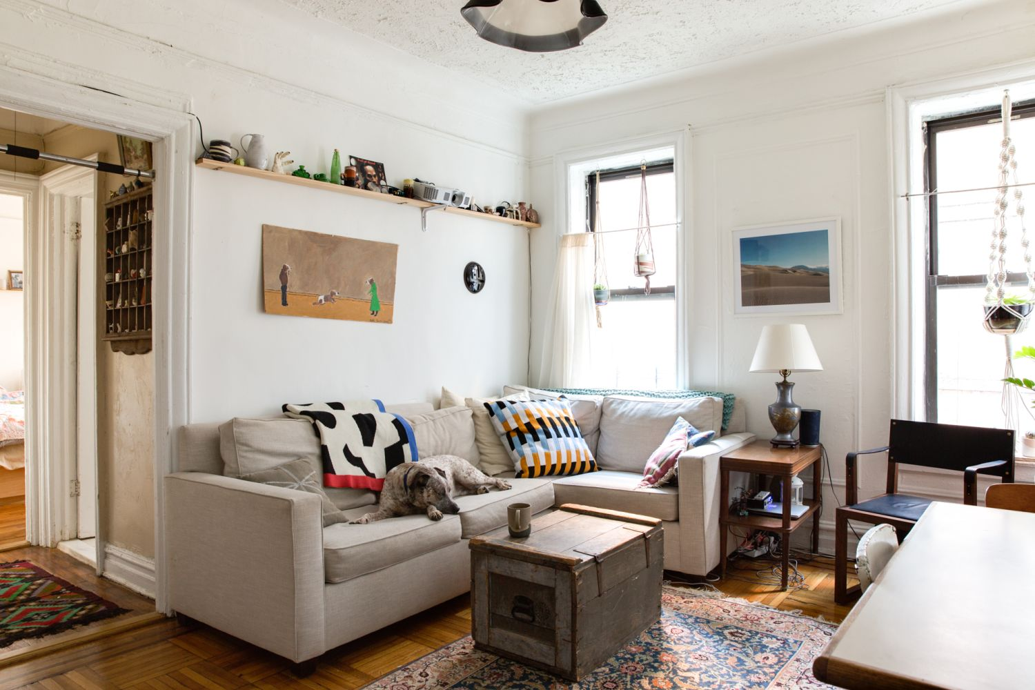 Yes, Helen Levi's Cozy Brooklyn Home Is a Pottery Paradise