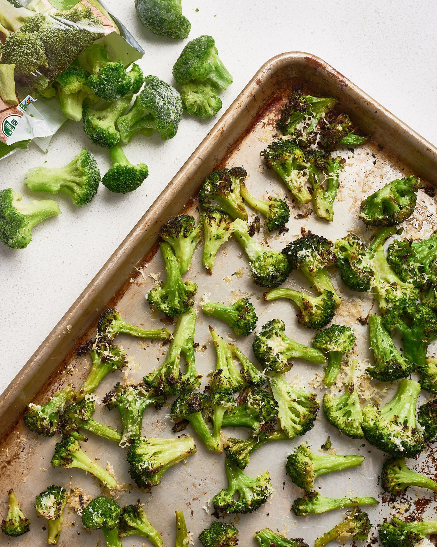 Cooking Frozen Veggies? Don't Make These Major Mistakes.