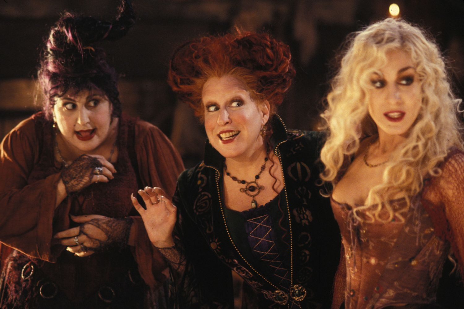 Freeform's 31 Nights of Halloween Includes a Special that Celebrates 'Hocus Pocus'