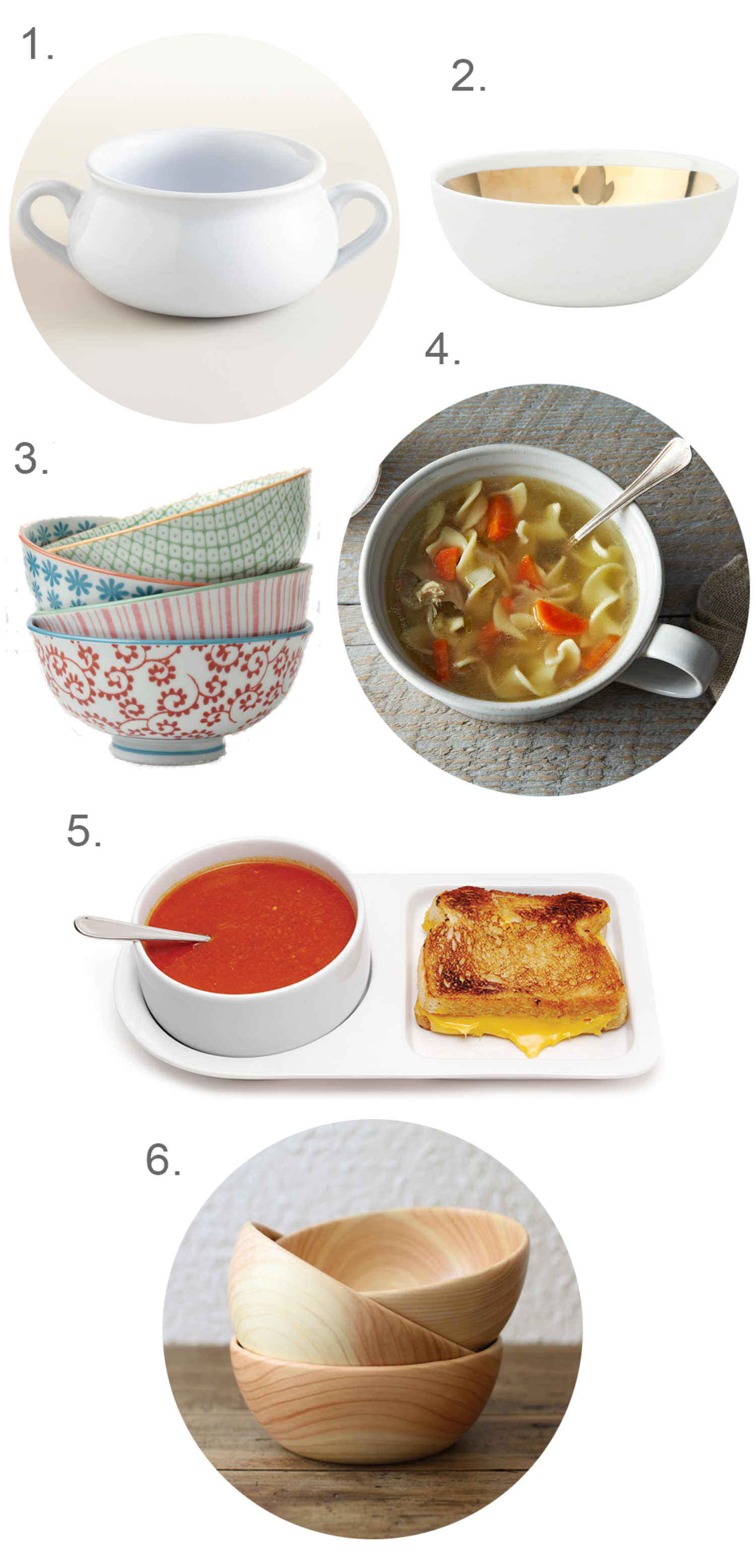 What's Making Us Happy This Week: Beautiful Soup Bowls ...