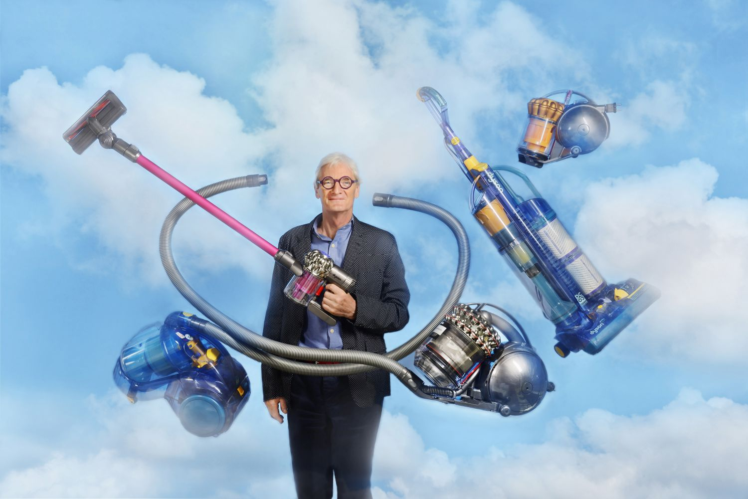 The One Common Thing Dyson Thinks Will Disappear from Homes