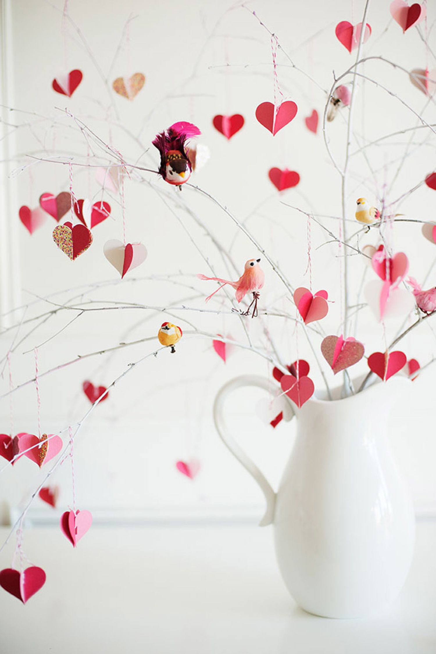 5 DIY Ideas for Your Valentine\'s Table | Kitchn