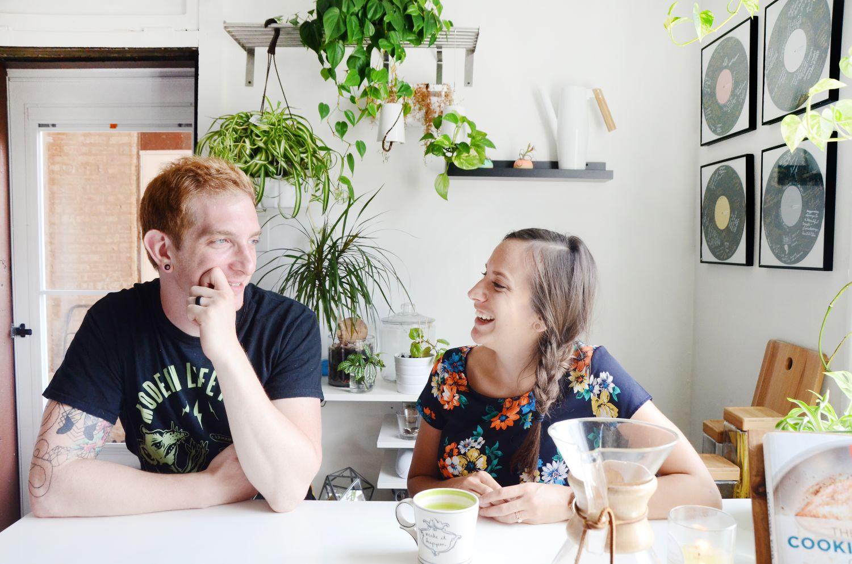 Apartment Design Idea: Transform Your Rental Kitchen With Plants