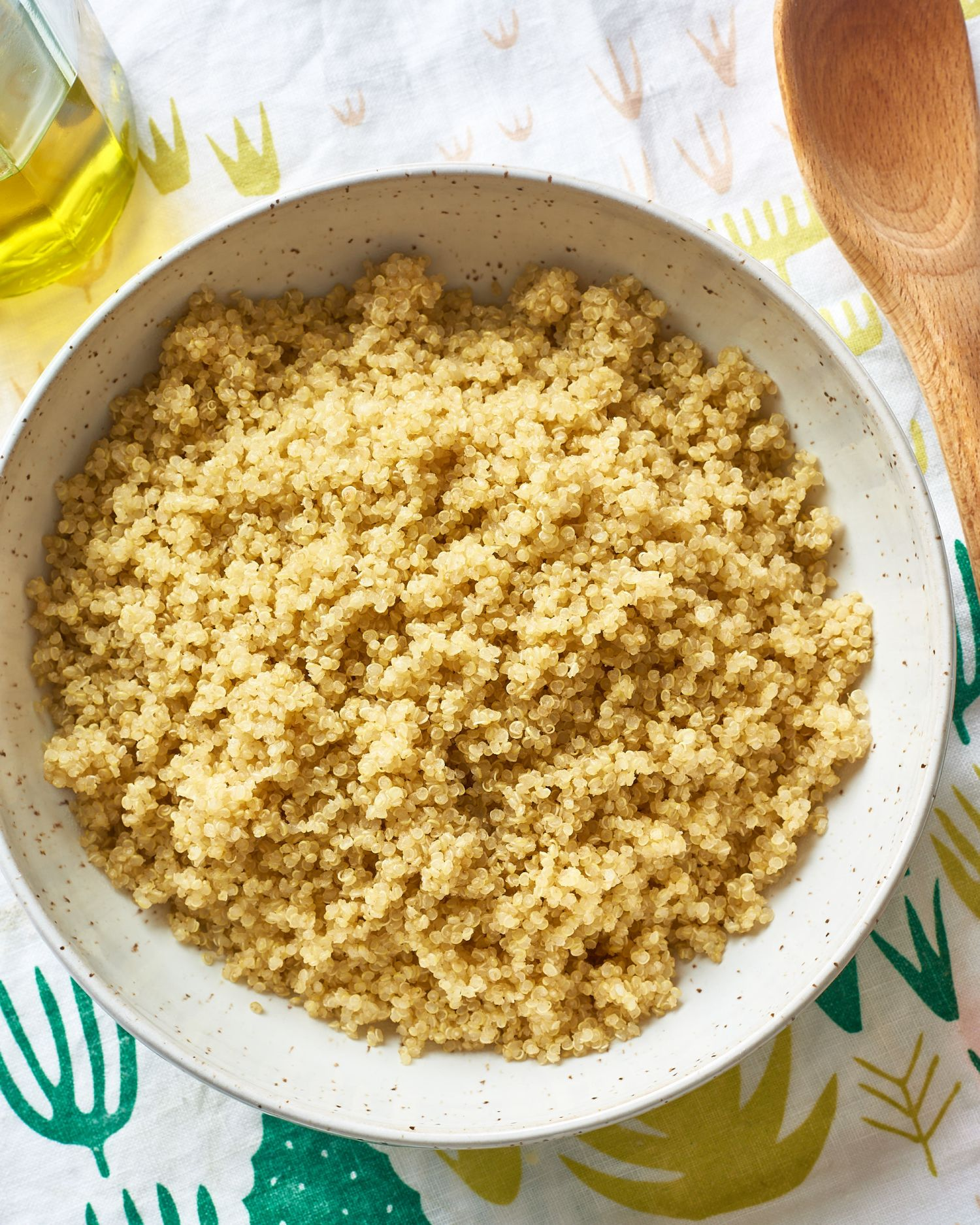 How To Cook Fluffy, Tasty Quinoa