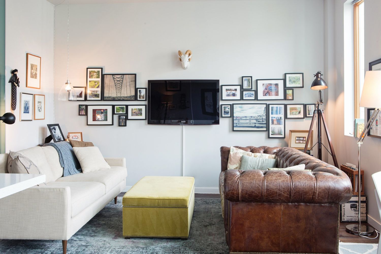 Interior Furniture Design For Living Room ~ Creative ways to rethink your living room layout apartment therapy