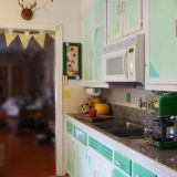 "Brooke's ""Crisp Kitchen"" Room — Room for Color Contest"