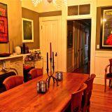 "Liz's ""Dark & Delicious"" Dining Room — Room for Color Contest"