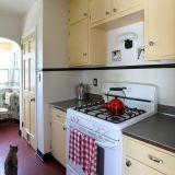 Lauryn's Bright & Cheerful Retro Kitchen — Small Cool Kitchens 2012